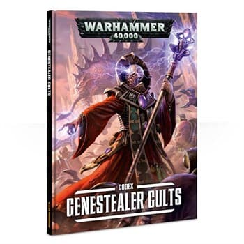 Codex: Genestealer Cults (HB) (English)