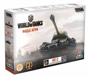 Купите World of Tanks. ИС-2. Масштабная модель 1:56 (Сборный танк), арт. в интернет-магазине «Лавка Орка». Доставка по РФ от 3 дней.