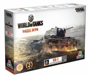 Купите World of Tanks. КВ-1. Масштабная модель 1:56 (Сборный танк) в интернет-магазине «Лавка Орка». Доставка по РФ от 3 дней.