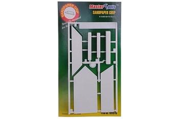 Аксессуары зажим для наждачной бумаги (Sandpaper Grip)