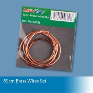 Дополнения Из Металла  Проволока (скрученная, Трос) (55cm Brass Wire Set)