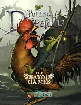 Bayou Games