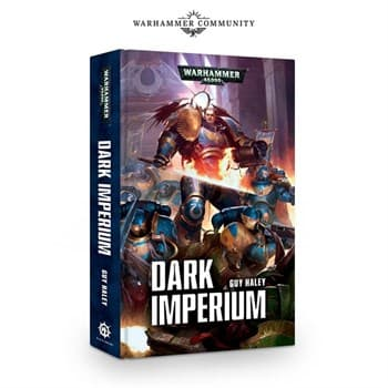 DARK IMPERIUM NOVEL (HB)