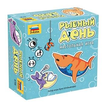 Купите настольную игру Рыбный день в интернет-магазине «Лавка Орка». Доставка по РФ от 3 дней.