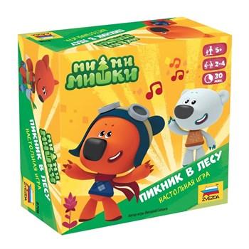 Купите настольную игру Ми-ми-мишки Пикник в лесу  в интернет-магазине «Лавка Орка». Доставка по РФ от 3 дней.