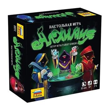 Купите настольную игру «Алхимия» в интернет-магазине «Лавка Орка». Доставка по РФ от 3 дней.