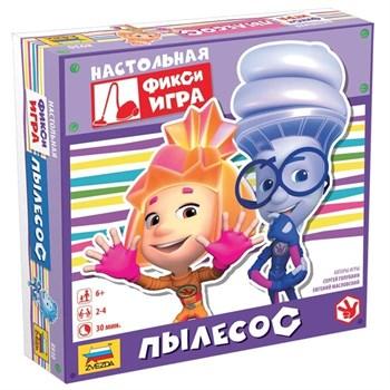 Купите настольную игру «Фиксики. Пылесос» в интернет-магазине «Лавка Орка». Доставка по РФ от 3 дней.