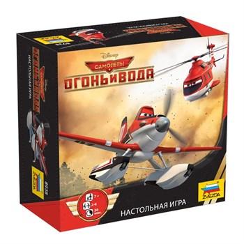 Купите настольную игру «Самолеты Огонь и вода» в интернет-магазине «Лавка Орка». Доставка по РФ от 3 дней.