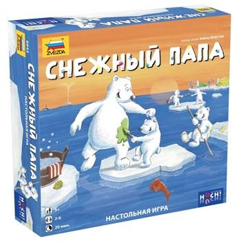 Купите настольную игру «Снежный папа» в интернет-магазине «Лавка Орка». Доставка по РФ от 3 дней.