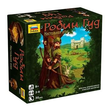 Купите настольную игру «Робин Гуд» в интернет-магазине «Лавка Орка». Доставка по РФ от 3 дней.