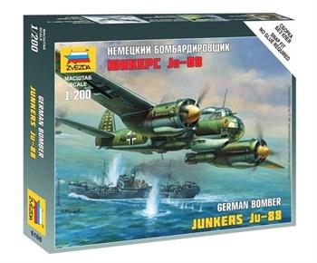 Купите Нем. самолет Юнкерс 88А4 в интернет-магазине «Лавка Орка». Доставка по РФ от 3 дней.