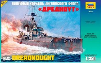 Купите Линейный корабль английский флота Дредноут  в интернет-магазине «Лавка Орка». Доставка по РФ от 3 дней.