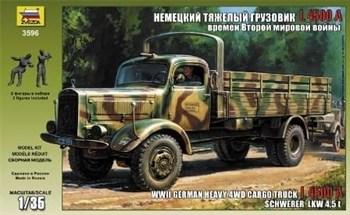 Купите Нем. грузовик L4500A в интернет-магазине «Лавка Орка». Доставка по РФ от 3 дней.
