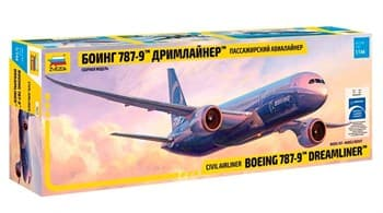 Купите Пассажирский авиалайнер Боинг 787-9 Дримлайнер в интернет-магазине «Лавка Орка». Доставка по РФ от 3 дней.