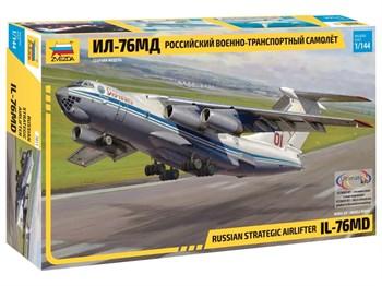 Купите Российский военно-транспортный самолет Ил-76МД в интернет-магазине «Лавка Орка». Доставка по РФ от 3 дней.