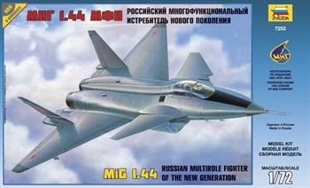Купите Российский многофункциональный истребитель нового поколения МиГ-1.44 МФИ в интернет-магазине «Лавка Орка». Доставка по РФ от 3 дней.