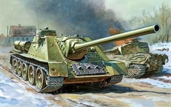 Купите Советская САУ СУ-100 в интернет-магазине «Лавка Орка». Доставка по РФ от 3 дней.
