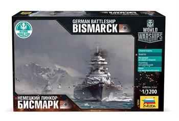 Купите Немецкий линкор Бисмарк в интернет-магазине «Лавка Орка». Доставка по РФ от 3 дней.