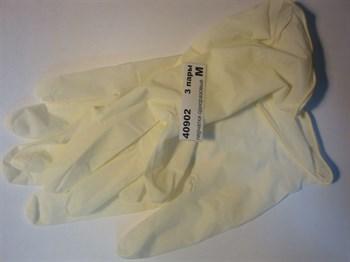 Купите Перчатки одноразовые, 3 пары, размер M в интернет-магазине «Лавка Орка». Доставка по РФ от 3 дней.