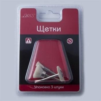 Купите набор щеток, шерсть, 5 мм, 12 мм, 21 мм, блистер в интернет-магазине «Лавка Орка». Доставка по РФ от 3 дней.