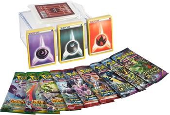 Купите настольную игру  Pokemon: Комбо-пак Огонь + Тьма + Психическая в интернет-магазине «Лавка Орка». Доставка по РФ от 3 дней.