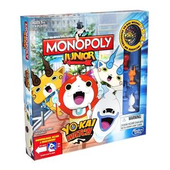 Купите Монополия Джуниор Yo-Kai Watch в интернет-магазине «Лавка Орка». Доставка по РФ от 3 дней.