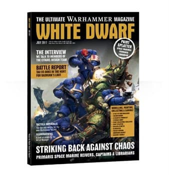 WHITE DWARF JULY 2017 (ENGLISH)