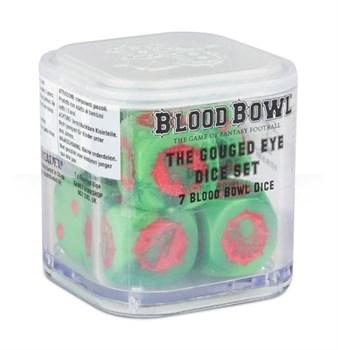 Blood Bowl The Gouged Eye Dice Set