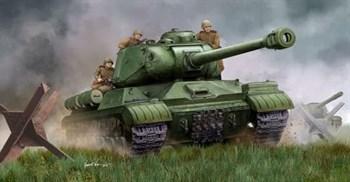 Советский тяжелый танк ИС-2М поздний выпуск