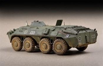 Российский бронетранспортёр БТР-70 АПЦ ранний выпуск   (1:72)
