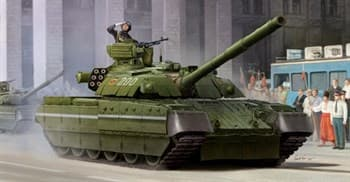 Украинский танк Т-84   (1:35)