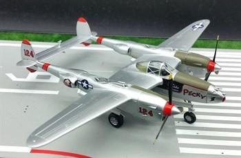 Американский истребитель P-38