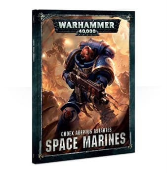 CODEX: SPACE MARINE (HB) (ENGLISH)