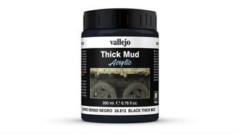 Купите Diorama Effects Black Thick Mud 200 мл. в интернет-магазине «Лавка Орка». Доставка по РФ от 3 дней.