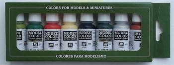Купите Model Color Orcs & Goblins (8) 17 мл. в интернет-магазине «Лавка Орка». Доставка по РФ от 3 дней.