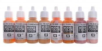 Купите Model Color Face & Skin Tones (8) 17 мл. в интернет-магазине «Лавка Орка». Доставка по РФ от 3 дней.