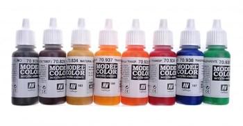 Купите Model Color Transparent Colors (8) 17 мл. в интернет-магазине «Лавка Орка». Доставка по РФ от 3 дней.