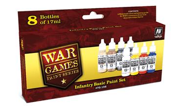 Купите Model Color Infantry Basic (8) 17 мл. в интернет-магазине «Лавка Орка». Доставка по РФ от 3 дней.