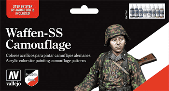 Купите Model Color Waffen SS Camouflage by Jaume Ortiz 17 мл. в интернет-магазине «Лавка Орка». Доставка по РФ от 3 дней.