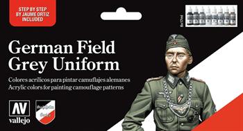 Купите Model Color German Field Grey Uniform (8) by Jaume Ortiz 17 мл. в интернет-магазине «Лавка Орка». Доставка по РФ от 3 дней.
