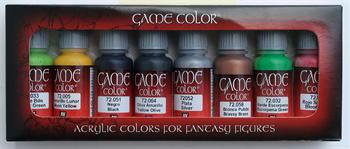 Купите  Краска Game Color Orcs & Goblins (8) 17 мл. в интернет-магазине «Лавка Орка». Доставка по РФ от 3 дней.