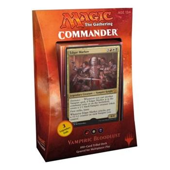 Commander 2017: трёхцветная Vampiric Bloodlust (wbr) английский (eng)