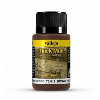 Купите краску Brown Thick Mud 40 мл. в интернет-магазине «Лавка Орка». Доставка по РФ от 3 дней.