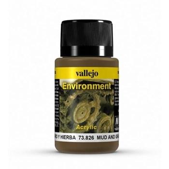 Купите краску Mud and Grass Effect 40 мл. в интернет-магазине «Лавка Орка». Доставка по РФ от 3 дней.