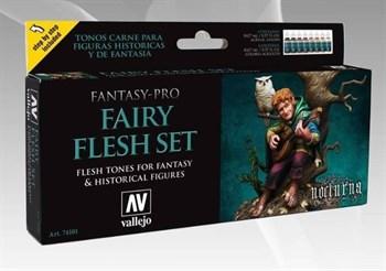 Купите краску Fairy Flesh Set (8) 17 мл. в интернет-магазине «Лавка Орка». Доставка по РФ от 3 дней.