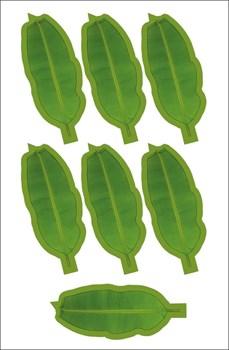 Лист банановой пальмы