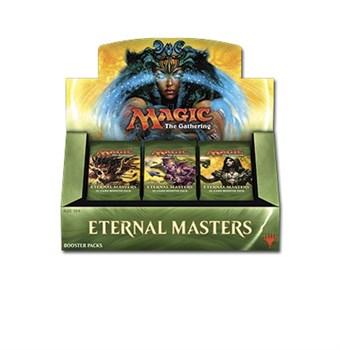 Дисплей издания «Eternal Masters» на английском языке (eng) (24 бустера)