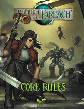 THROUGH THE BREACH CORE RULES
