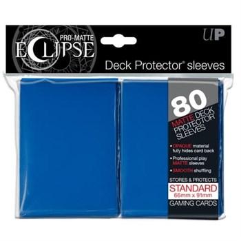 Ultra Pro - Синие матовые протекторы PRO-Matte Eclipse 80 штук