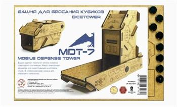 Башня для бросания кубиков (Dice Tower). MDT - 7
